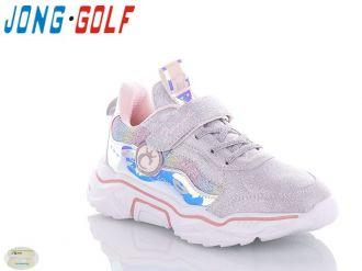 Sneakers for girls: B5591, sizes 26-31 (B) | Jong•Golf