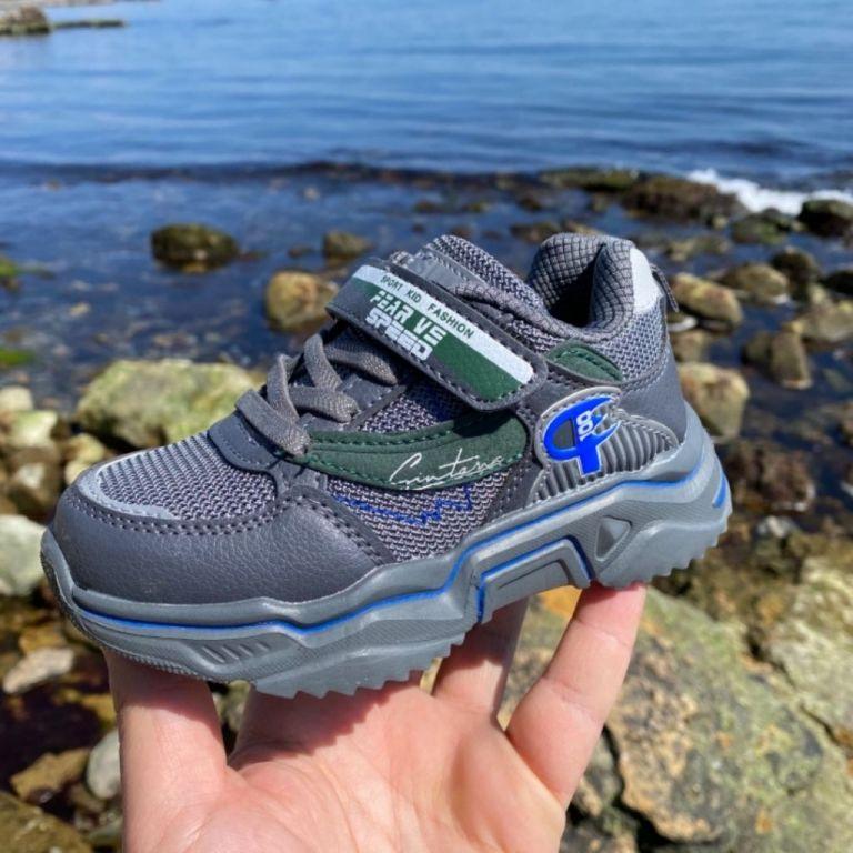 Кроссовки для мальчиков и девочек: C5598, размеры 31-36 (C) | Jong•Golf