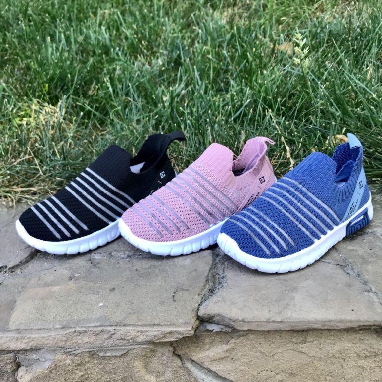 Кросівки для хлопчиків і дівчаток: B3751, розміри 26-30 (B) | VESNOE
