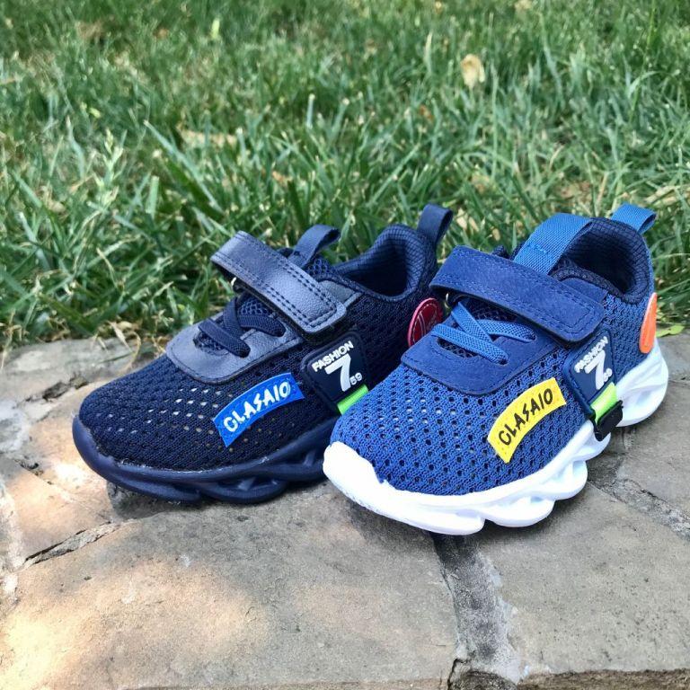 Кроссовки для мальчиков и девочек: A2453, размеры 21-26 (A) | Jong•Golf