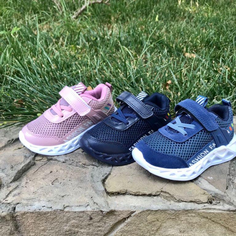 Sneakers for boys & girls: B2459, sizes 26-31 (B) | Jong•Golf