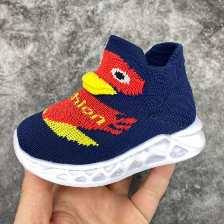 Кроссовки для мальчиков и девочек: A90110, размеры 21-26 (A) | Jong•Golf