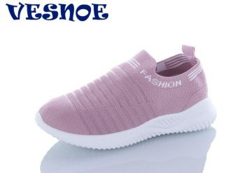 Sneakers for girls: C90311, sizes 32-36 (C) | VESNOE