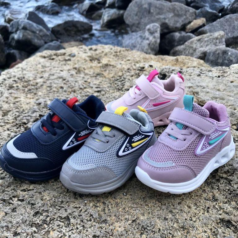 Кросівки для хлопчиків і дівчаток: A5231, розміри 22-27 (A) | Jong•Golf