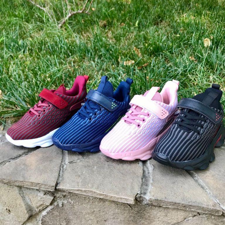 Кроссовки для мальчиков и девочек: C1914, размеры 31-36 (C) | Jong•Golf