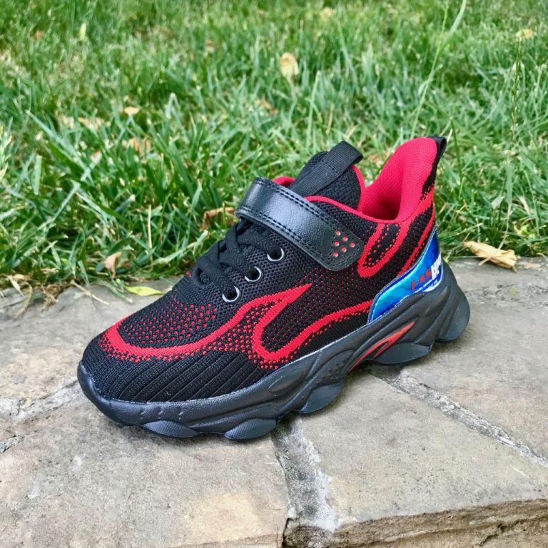 Sneakers for boys & girls: C1916, sizes 31-36 (C) | Jong•Golf