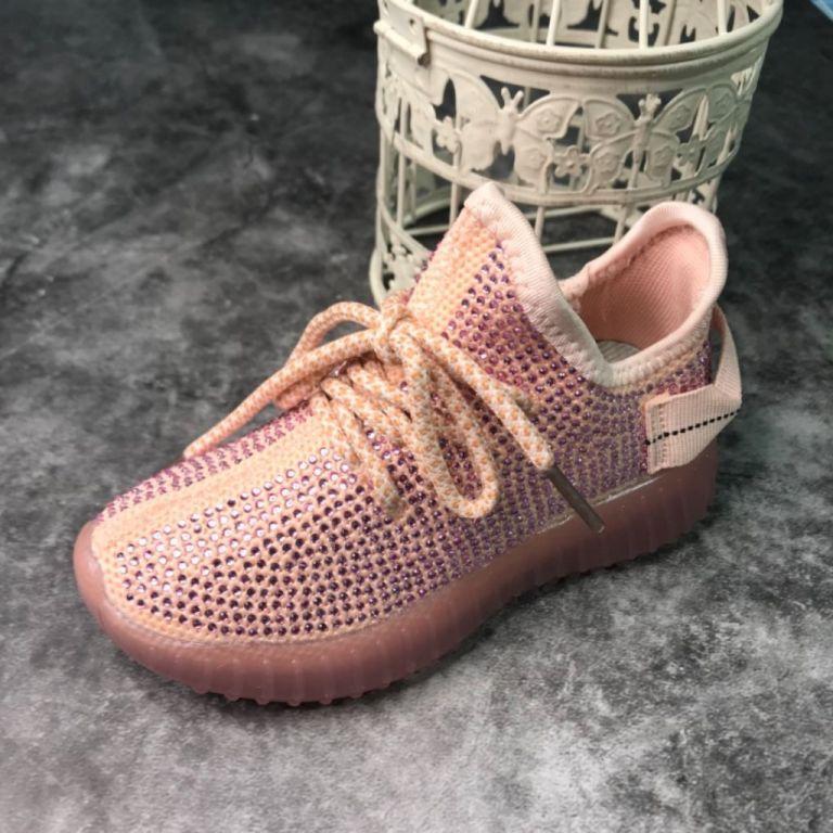 Кроссовки для девочек: B1919, размеры 26-31 (B) | Jong•Golf
