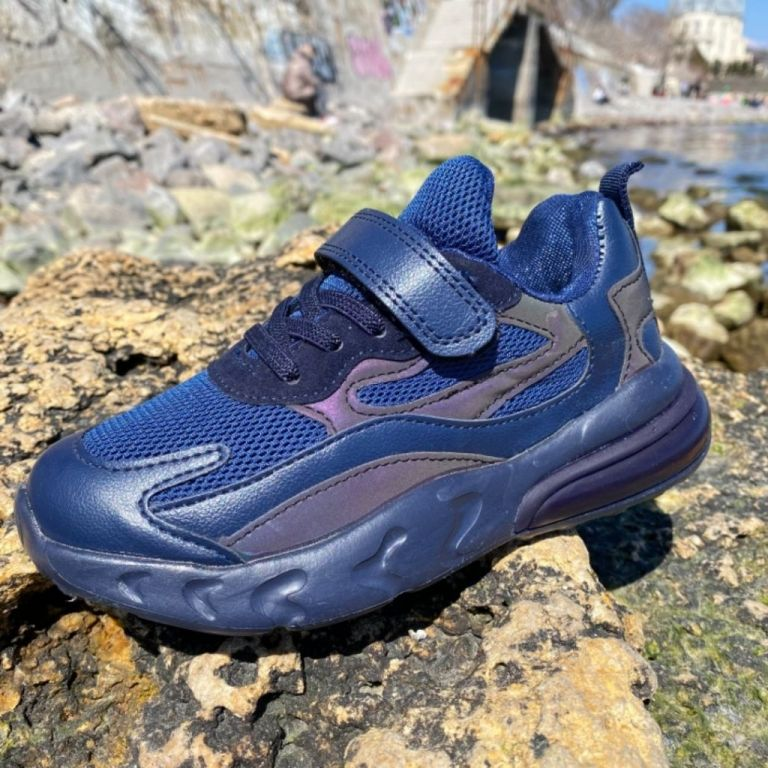 Кроссовки для мальчиков и девочек: B90217, размеры 26-31 (B) | Jong•Golf