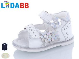 Босоніжки для дівчаток: M39, розміри 18-23 (M) | LadaBB, Колір -7