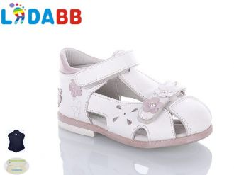 Girl Sandals for girls: M43, sizes 19-24 (M) | LadaBB | Color -7