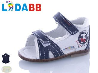 Girl Sandals for boys: M44, sizes 20-25 (M) | LadaBB | Color -1