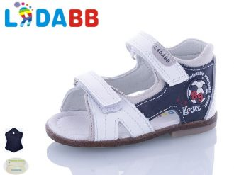 Girl Sandals for boys: M44, sizes 20-25 (M) | LadaBB | Color -7