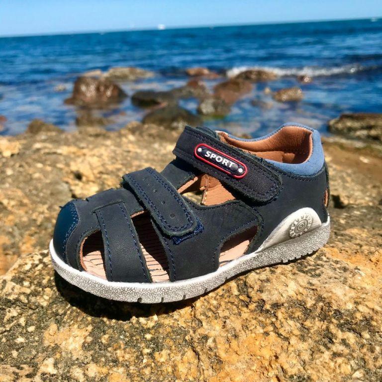 Sandals for boys: M1369, sizes 19-24 (M) | J&G