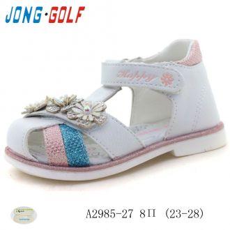 Girl Sandals for girls: A2985, sizes 23-28 (A) | Jong•Golf