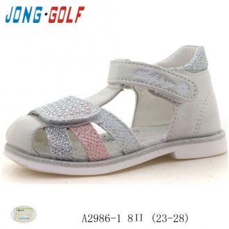 Босоніжки для дівчаток: A2986, розміри 23-28 (A) | Jong•Golf