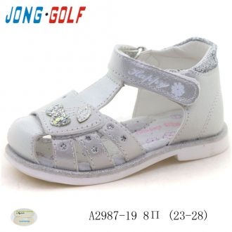 Girl Sandals for girls: A2987, sizes 23-28 (A) | Jong•Golf