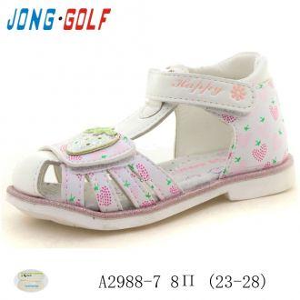 Босоніжки для дівчаток: A2988, розміри 23-28 (A) | Jong•Golf