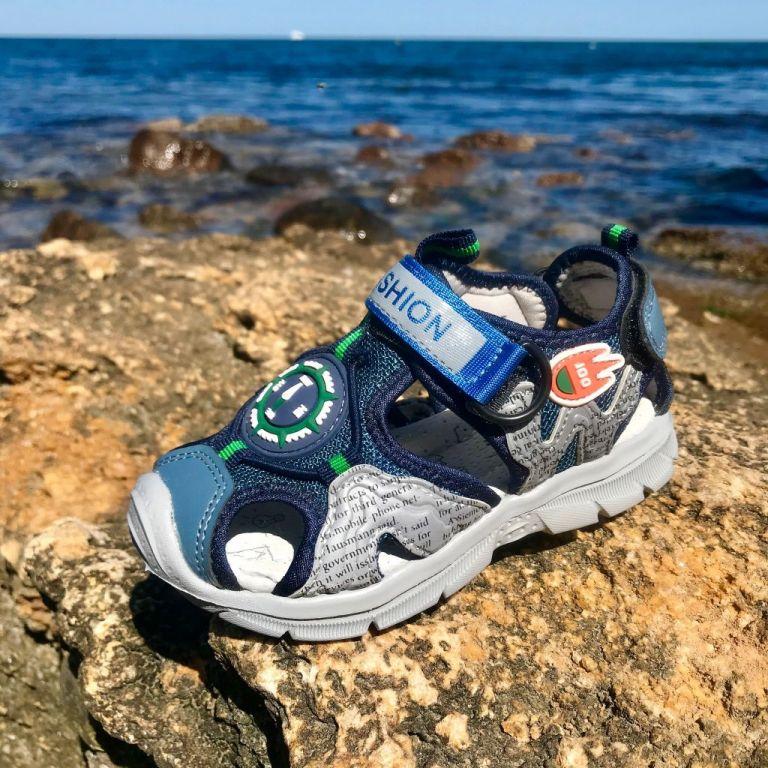 Sandals for boys & girls: B1905, sizes 26-31 (B) | Jong•Golf