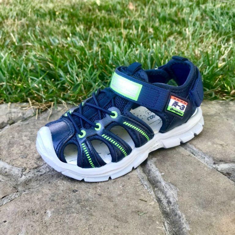 Sandals for boys & girls: B1906, sizes 26-31 (B) | Jong•Golf