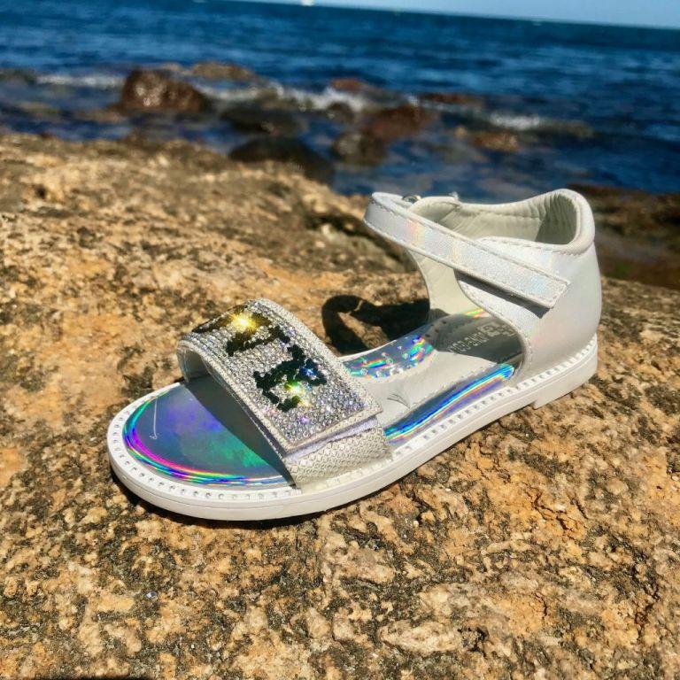 Girl Sandals for girls: B95048, sizes 26-31 (B) | Jong•Golf