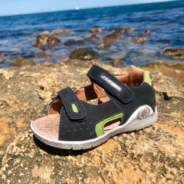 Sandals for boys: A1376, sizes 24-29 (A) | J&G