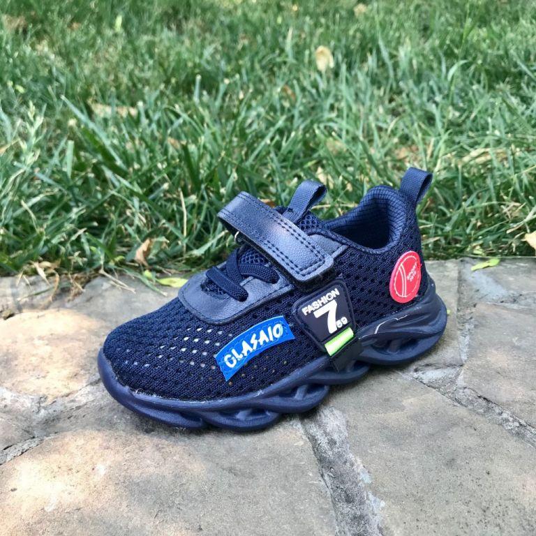 Кроссовки для мальчиков и девочек: B2457, размеры 26-31 (B) | Jong•Golf