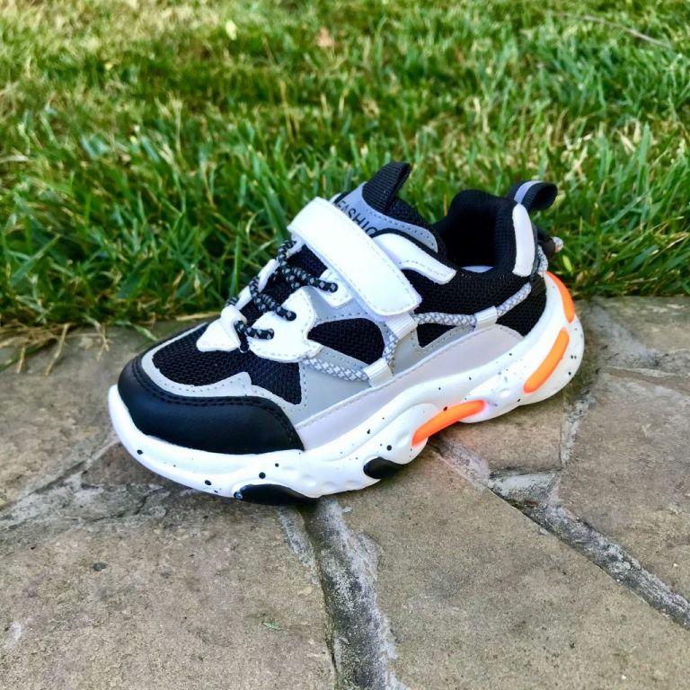 Кроссовки для мальчиков и девочек: B98025, размеры 26-31 (B) | Jong•Golf