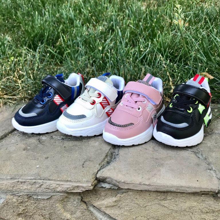 Кроссовки для мальчиков и девочек: B932, размеры 26-31 (B) | Jong•Golf