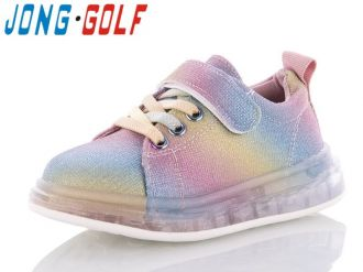 Sneakers for girls: A10026, sizes 21-26 (A) | Jong•Golf