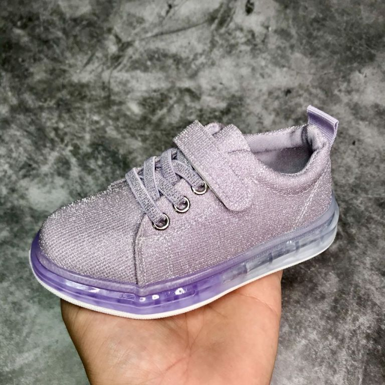 Sneakers for girls: B10027, sizes 26-31 (B) | Jong•Golf