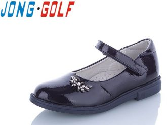 Туфли для девочек: B10096, размеры 27-34 (B)   Jong•Golf   Цвет -1