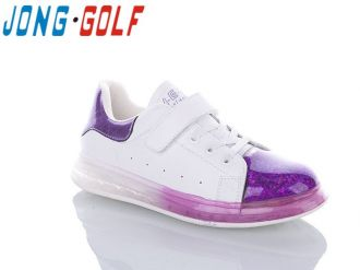 Sneakers for girls: B10100, sizes 26-30 (B) | Jong•Golf | Color -12