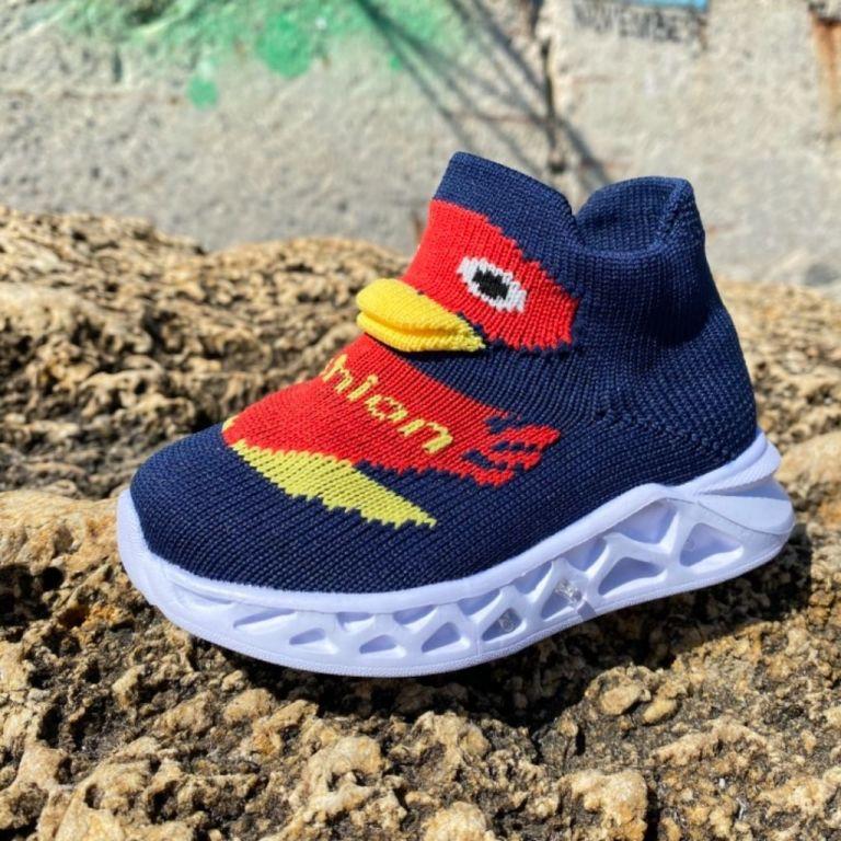 Кроссовки для мальчиков и девочек: A10001, размеры 21-26 (A) | Jong•Golf