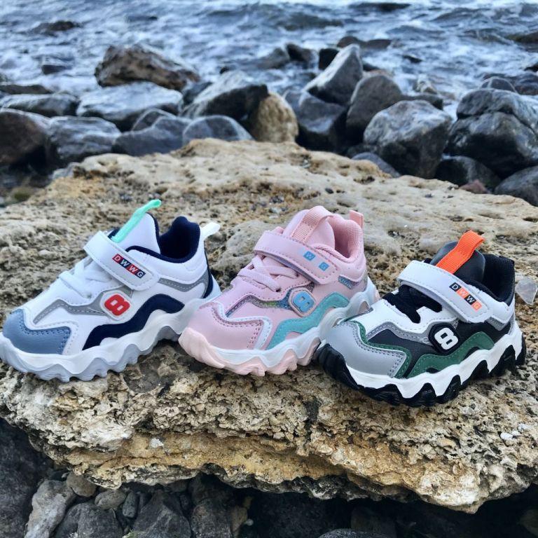 Кросівки для хлопчиків і дівчаток: A97011, розміри 22-26 (A) | Jong•Golf