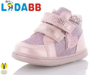 Boots for girls: M30042, sizes 20-25 (M) | LadaBB