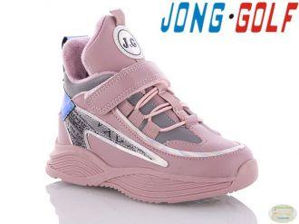 Ботинки для девочек: C30051, размеры 31-36 (C) | Jong•Golf