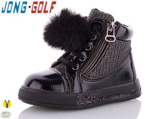 Boots for girls: B30081, sizes 24-28 (B) | Jong•Golf | Color -0