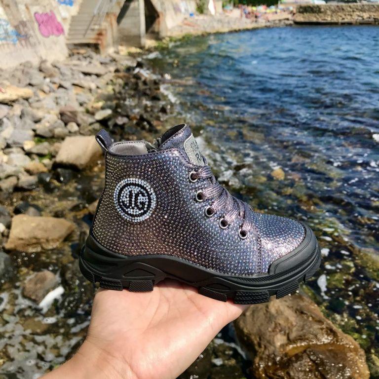 Boots for girls: B30063, sizes 26-31 (B) | Jong•Golf