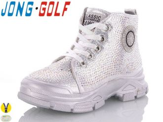 Boots for girls: C30064, sizes 31-36 (C) | Jong•Golf | Color -19