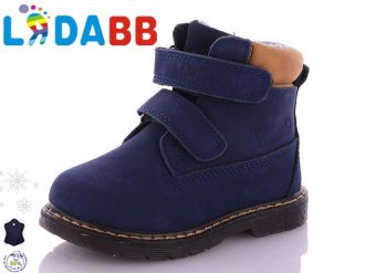 Boots for boys & girls: A30122, sizes 22-27 (A) | LadaBB | Color -1