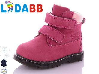 Boots for boys & girls: A30122, sizes 22-27 (A) | LadaBB | Color -9