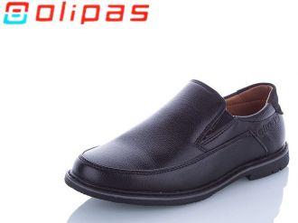 Туфлі для хлопчиків: 2001, розміри 31-36 (C) | Olipas | Колір -0