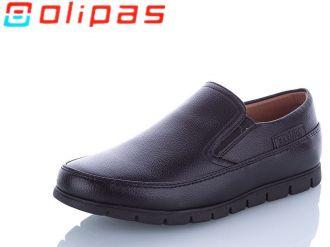 Туфлі для хлопчиків: 2005, розміри 31-36 (C) | Olipas | Колір -0