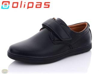 Туфли для мальчиков: A83, размеры 31-36 (C) | Olipas | Цвет -0