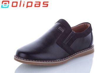 Туфли для мальчиков: B2003, размеры 31-36 (C) | Olipas | Цвет -1