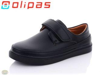 Туфли для мальчиков: B2006, размеры 31-36 (C) | Olipas | Цвет -0