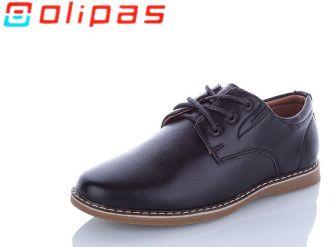 Туфли для мальчиков: B2007, размеры 31-36 (C) | Olipas | Цвет -0