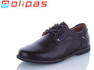 Туфли для мальчиков: B2009, размеры 31-36 (C) | Olipas | Цвет -0