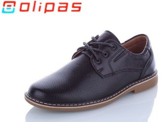 Туфли для мальчиков: B2010, размеры 26-31 (B) | Olipas | Цвет -0