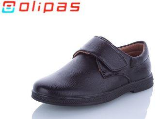 Туфли для мальчиков: D17002, размеры 26-31 (B) | Olipas | Цвет -0